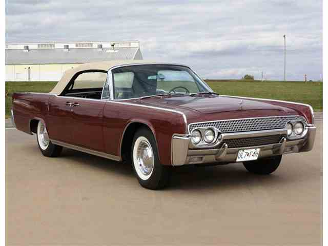 1961 Lincoln Continental | 910307