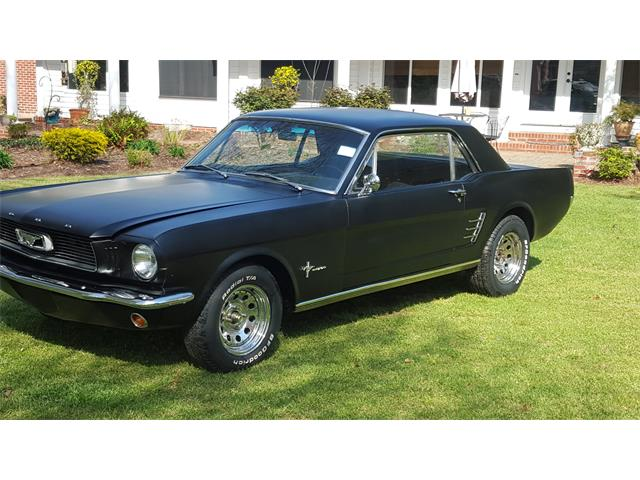 1966 Ford Mustang | 913074