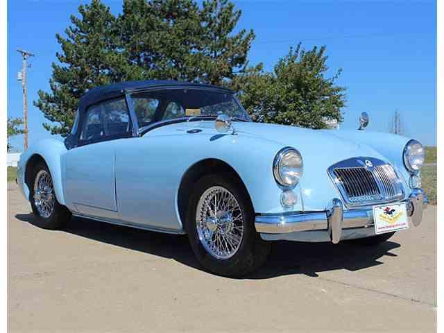 1961 MGA 1600 MARK I | 910308