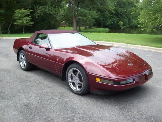 1993 Chevrolet Corvette | 913101