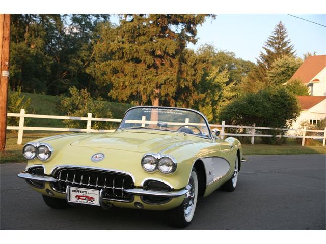 1958 Chevrolet Corvette | 913104