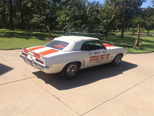 1969 Chevrolet Camaro SS | 913107