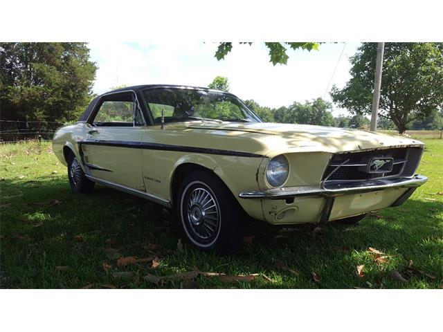 1967 Ford Mustang | 913110