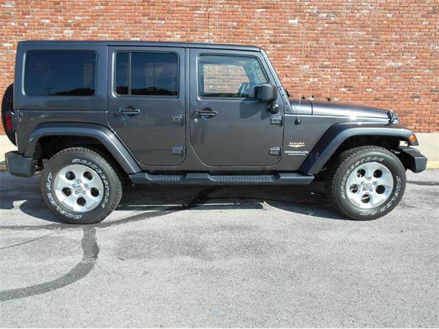 2014 Jeep Wrangler | 910312