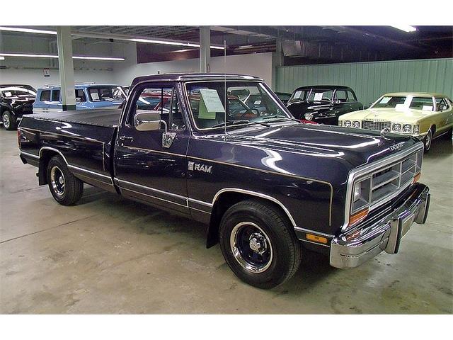 1989 Dodge Ram D-150 Custom | 913123