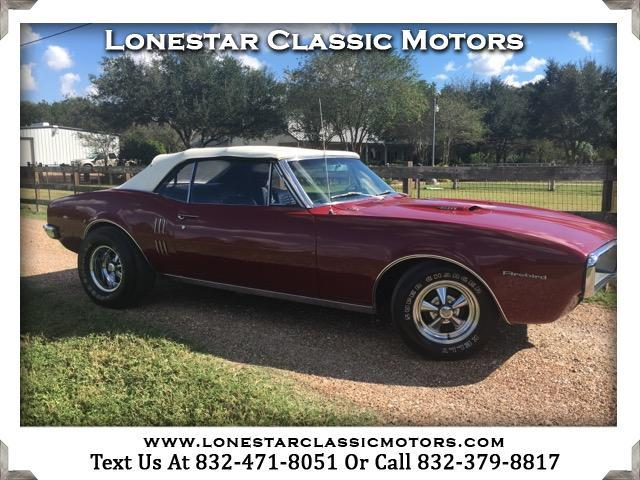 1967 Pontiac Firebird | 910314
