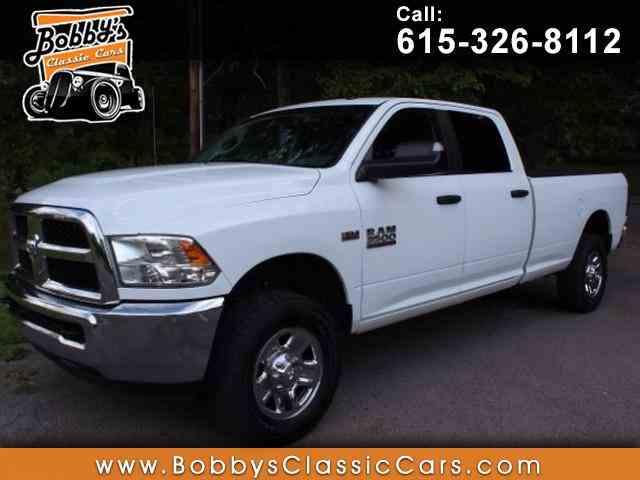 2016 Dodge Ram 2500 | 913140