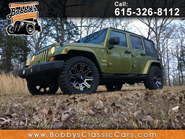 2007 Jeep Wrangler | 913142