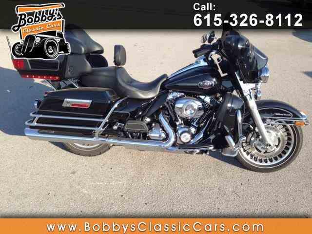 2011 Harley-Davidson Ultra Classic | 913149