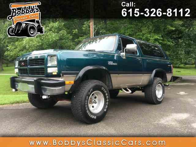 1993 Dodge Ramcharger | 913152