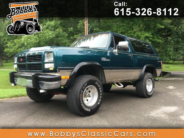 1993 Dodge Ramcharger | 913152