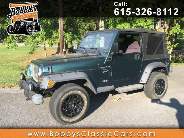 1999 Jeep Wrangler | 913153