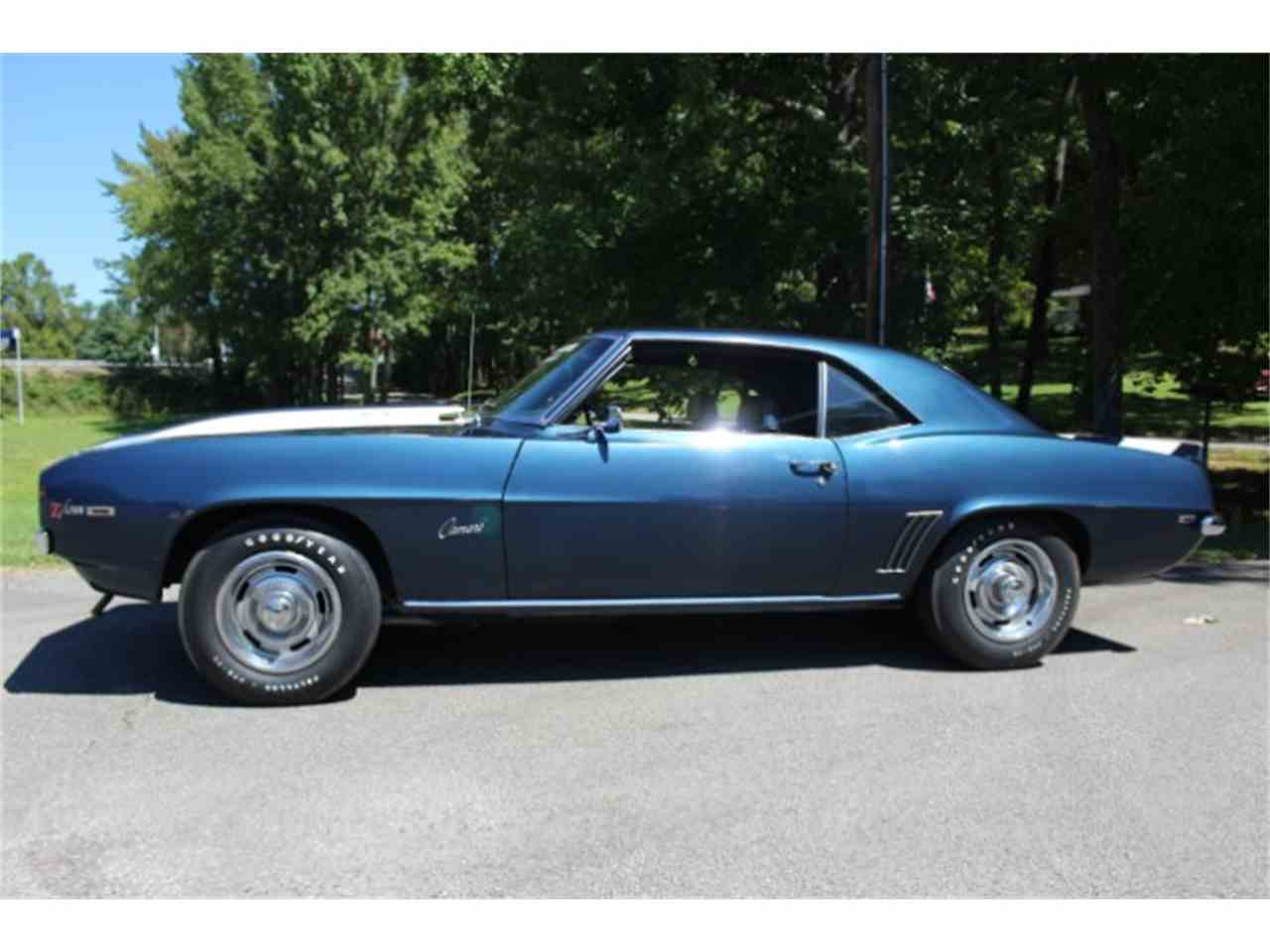 Large Picture of 1969 Camaro located in Tennessee - $59,990.00 Offered by Bobby's Car Care - JKLL