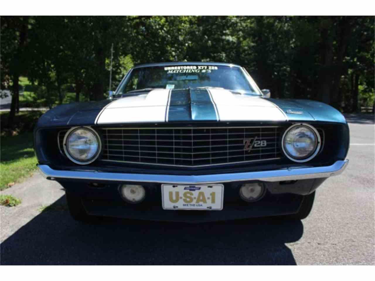 Large Picture of Classic 1969 Chevrolet Camaro - $59,990.00 - JKLL