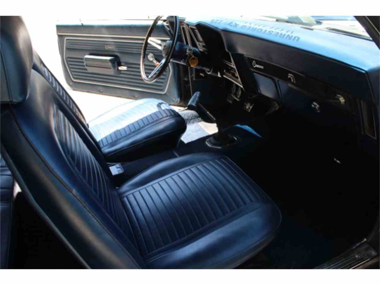 Large Picture of '69 Chevrolet Camaro located in Tennessee Offered by Bobby's Car Care - JKLL
