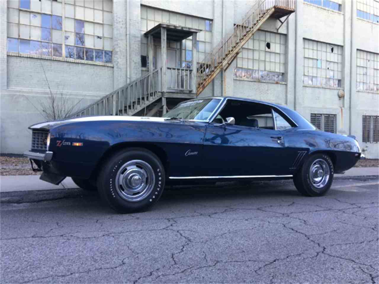 Large Picture of 1969 Camaro - $59,990.00 Offered by Bobby's Car Care - JKLL