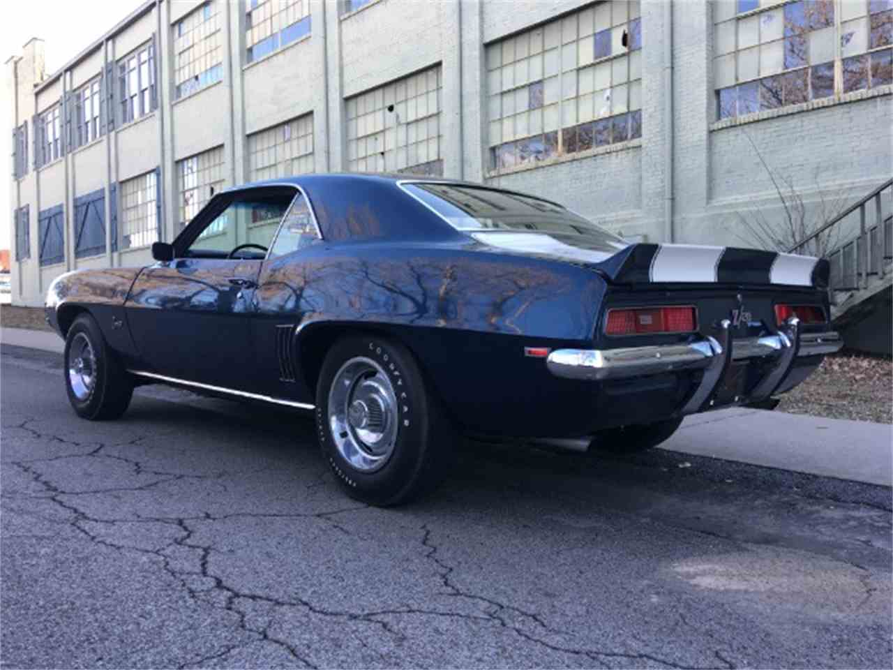 Large Picture of Classic 1969 Chevrolet Camaro located in Tennessee Offered by Bobby's Car Care - JKLL