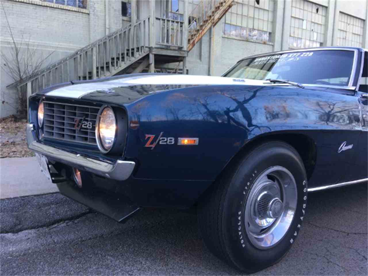 Large Picture of Classic 1969 Camaro - $59,990.00 Offered by Bobby's Car Care - JKLL