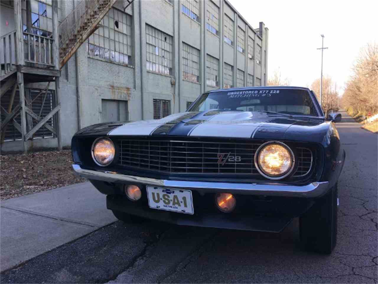 Large Picture of 1969 Chevrolet Camaro - $59,990.00 Offered by Bobby's Car Care - JKLL
