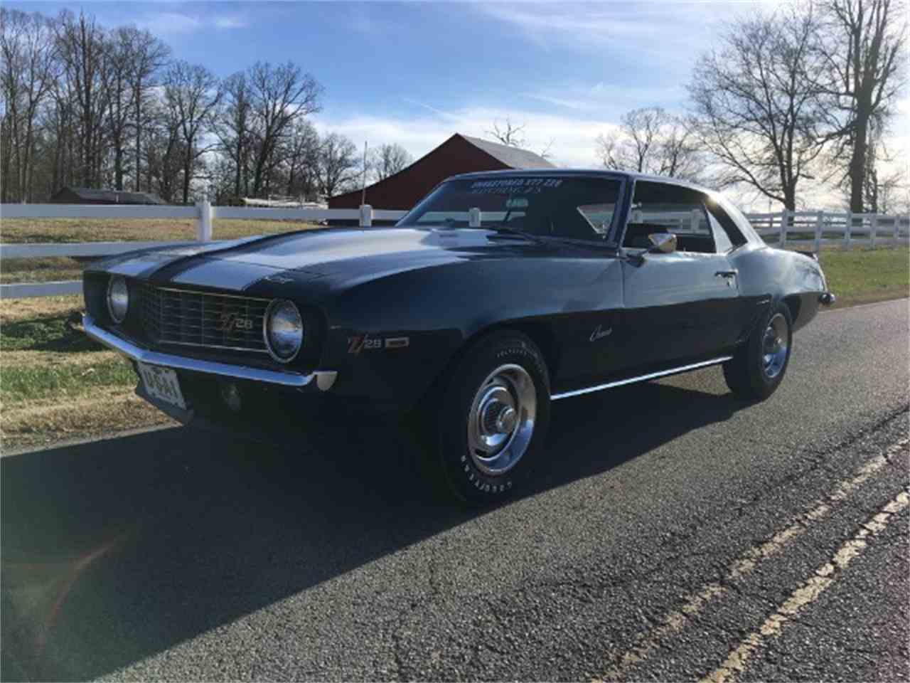 Large Picture of Classic '69 Camaro located in Dickson Tennessee - $59,990.00 Offered by Bobby's Car Care - JKLL