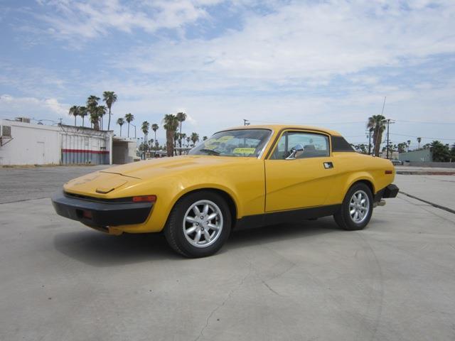 1978 Triumph TR7 | 913191