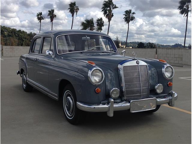 1956 Mercedes-Benz 220 | 913199