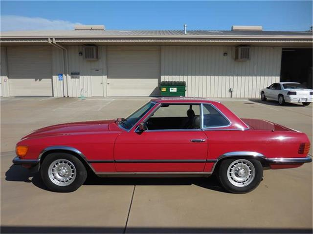 1983 Mercedes-Benz 280SL | 913203