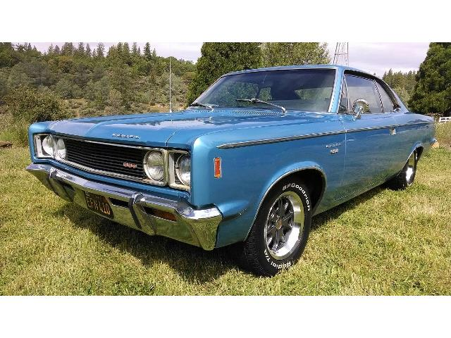 1969 AMC REBEL SST | 913204