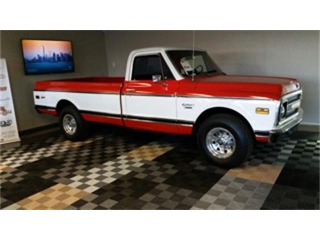 1970 Chevrolet C/K 30 | 913205