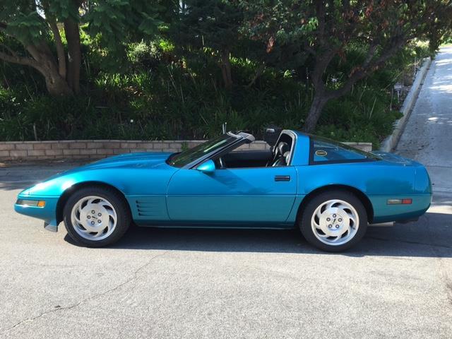 1993 Chevrolet Corvette | 913206