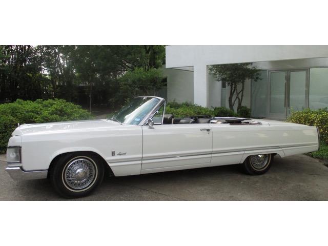 1967 IMPERIAL CROWN CVTBLE | 913207