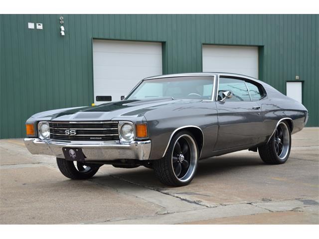 1972 Chevrolet Chevelle | 910321