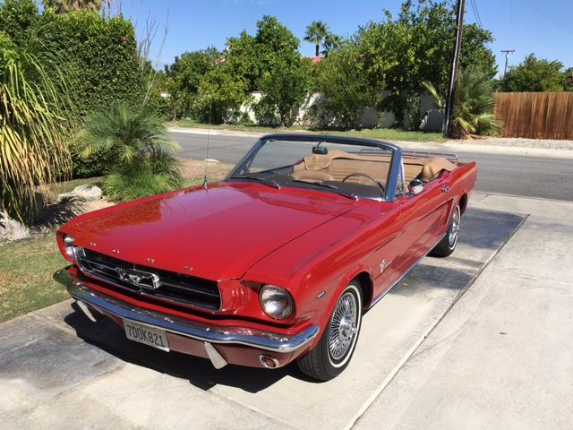 1965 Ford Mustang | 913216