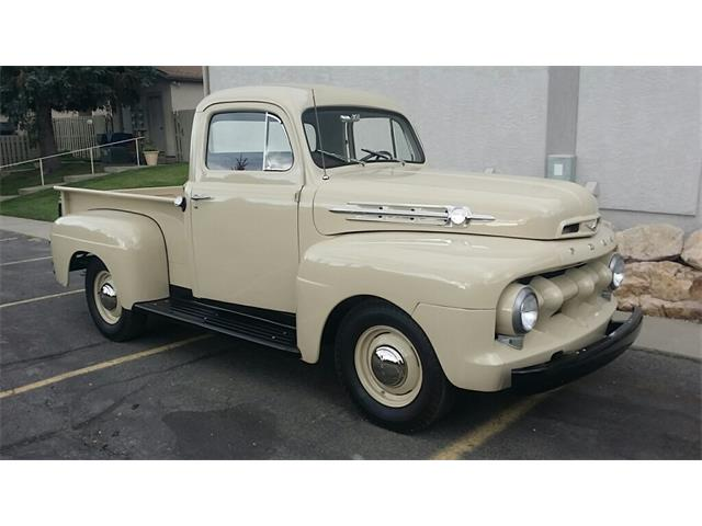 1952 Ford Pickup | 913220