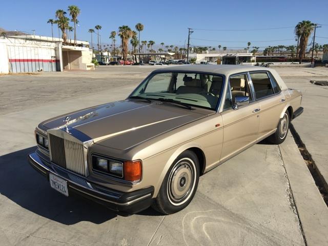 1989 Rolls-Royce Silver Spur | 913227