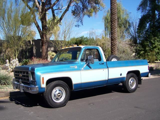 1977 Chevrolet C/K 20 | 913237