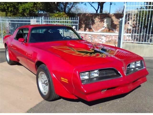 1978 Pontiac Firebird Trans Am | 913239