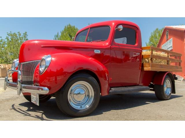 1941 FORD STAKE BED PICK UP | 913241