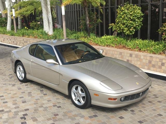 2003 Ferrari 456 | 913245