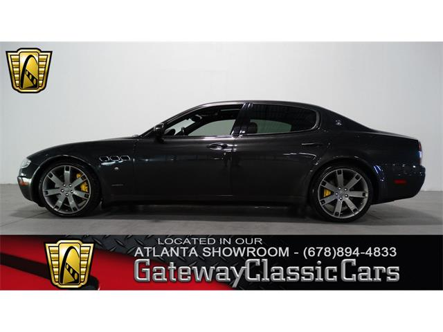 2008 Maserati Quattroporte | 910325