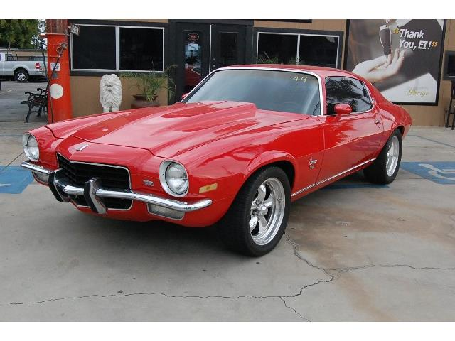 1973 Chevrolet Camaro For Sale On Classiccars Com 34