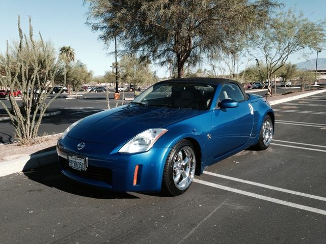 2005 NISSAN 350 Z GRAND TOURING | 913259