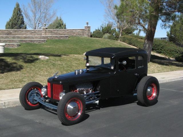 1931 AMERCIAN AUSTIN COUPE | 913262