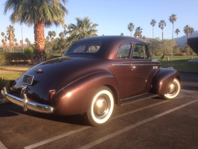 1940 Buick Business Coupe | 913269
