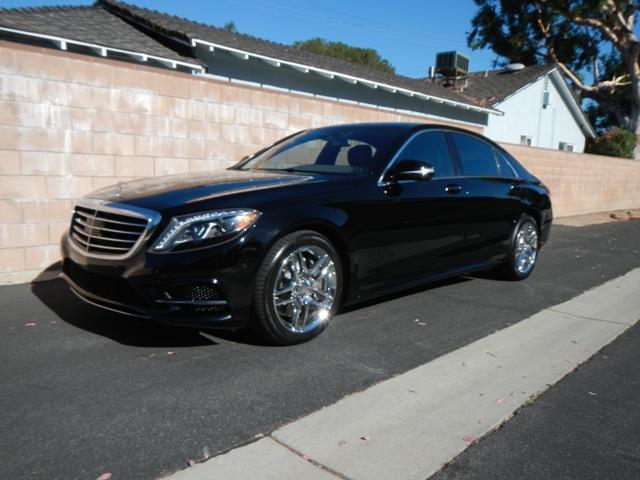 2014 Mercedes-Benz S55   913271