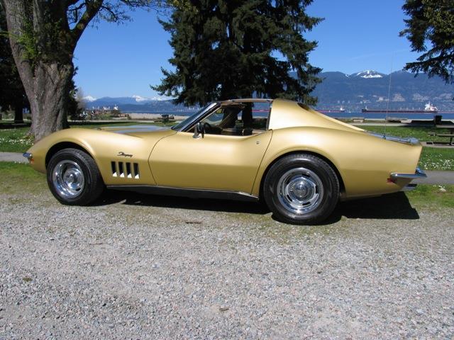1969 Chevrolet Corvette | 913273