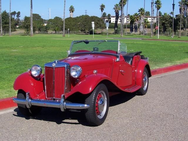 1952 MG TD | 913275