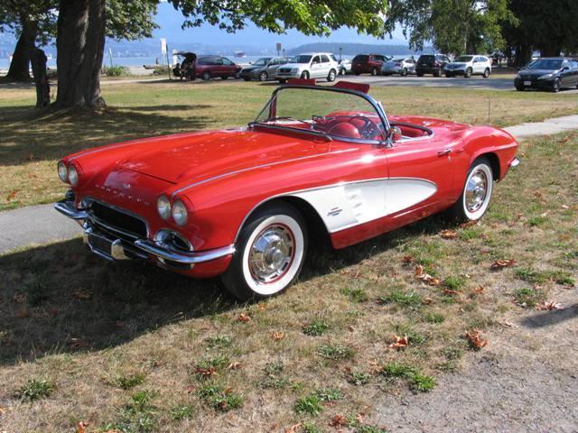 1961 Chevrolet Corvette | 913282