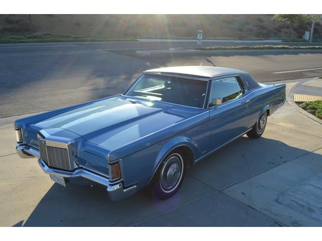 1971 Lincoln Continental Mark III | 913286
