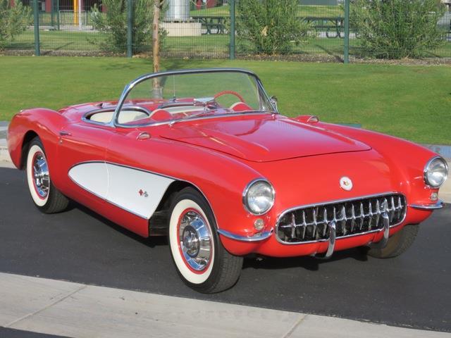 1957 Chevrolet Corvette | 913288